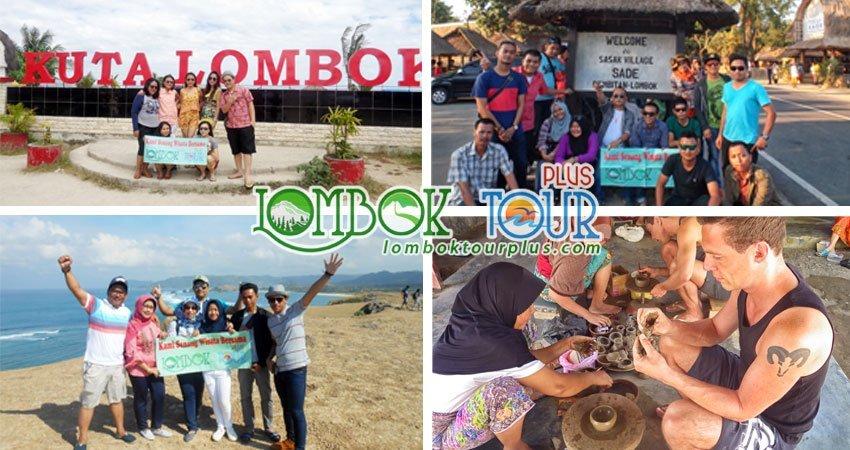 Paket Wisata Pantai Kuta Lombok