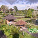 Wisata Taman Narmada Lombok Tempat Rekreasi Bernilai Sejarah