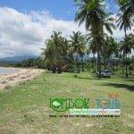 asyiknya keindahan pantai sire di lombok