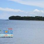 indahnya pantai sire di pulau lombok