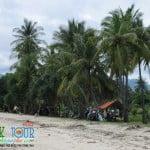 wisata pantai sire di pulau lombok