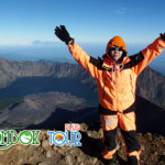 Trekking Puncak Gunung Rinjani 4 Hari 3 Malam