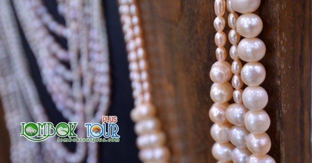 Model Unik Perhiasan Mutiara Lombok