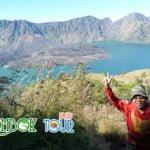Trekking Danau Segara Anak Gunung Rinjani 3 Hari 2 Malam