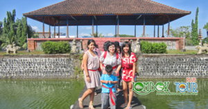 wisata taman mayura di pulau lombok