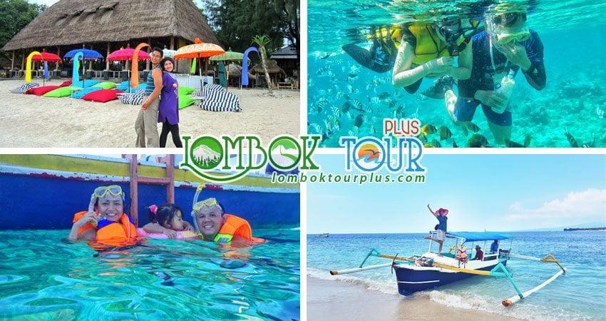 Wisata 3 gili lombok 1 hari