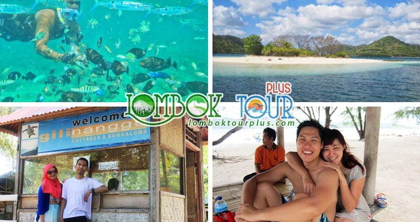 Wisata Gili Nanggu Lombok 1 Hari