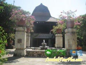 hotel holiday resort senggigi lombok