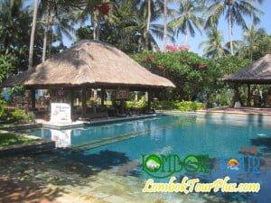 pool holiday resort