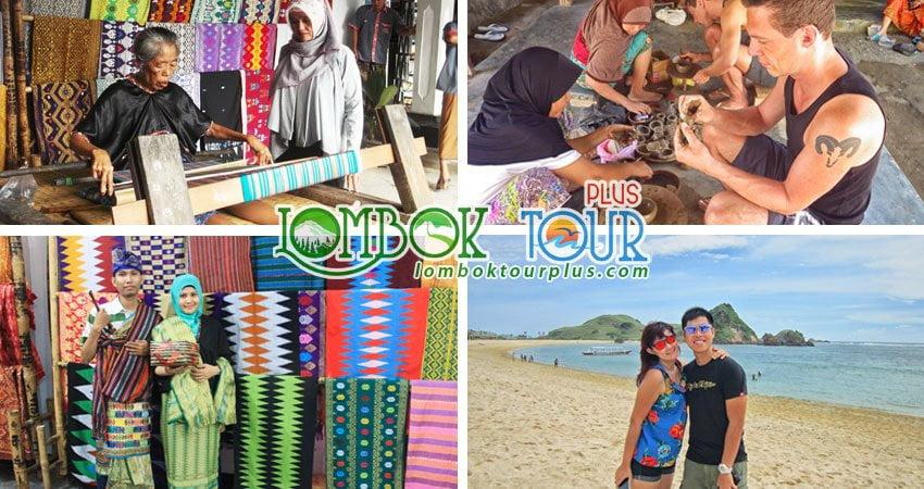 Wisata suku sasak Lombok 4 hari 3 malam