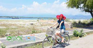 Sepeda di Gili Trawangan