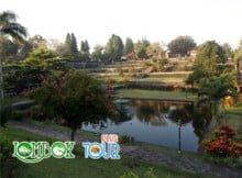 Taman Narmada Wisata Sejarah Dan Budaya Di Lombok