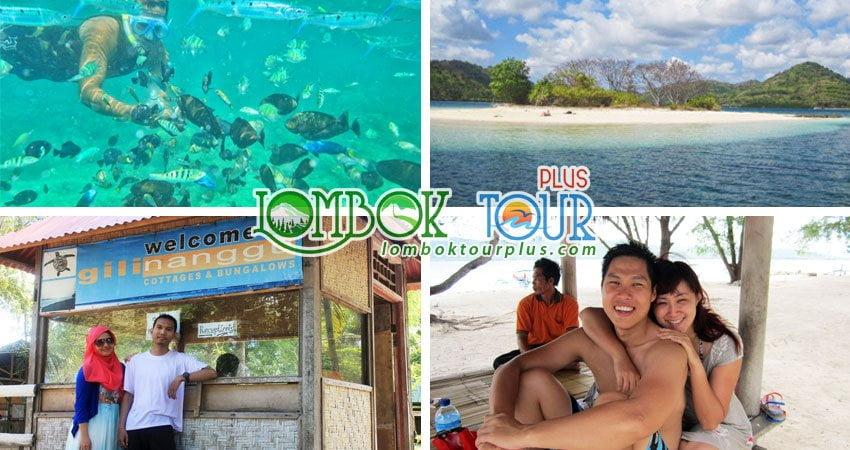 Wisata gili lombok 4 hari 3 malam
