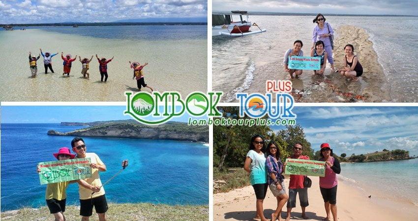 Wisata pantai pink Lombok dan tanjung ringgit