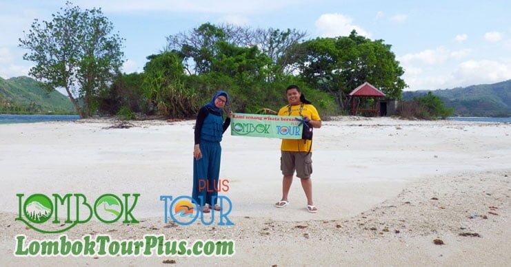 asiknya wisata di gili kedis lombok