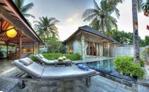 kelapa luxury 1 bad room villa