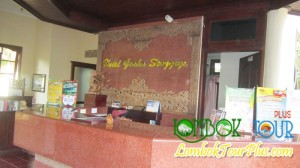 hotel graha beach senggigi