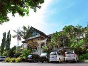 hotel lombok raya mataram lombok