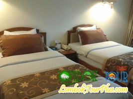 kamar twin grand legi