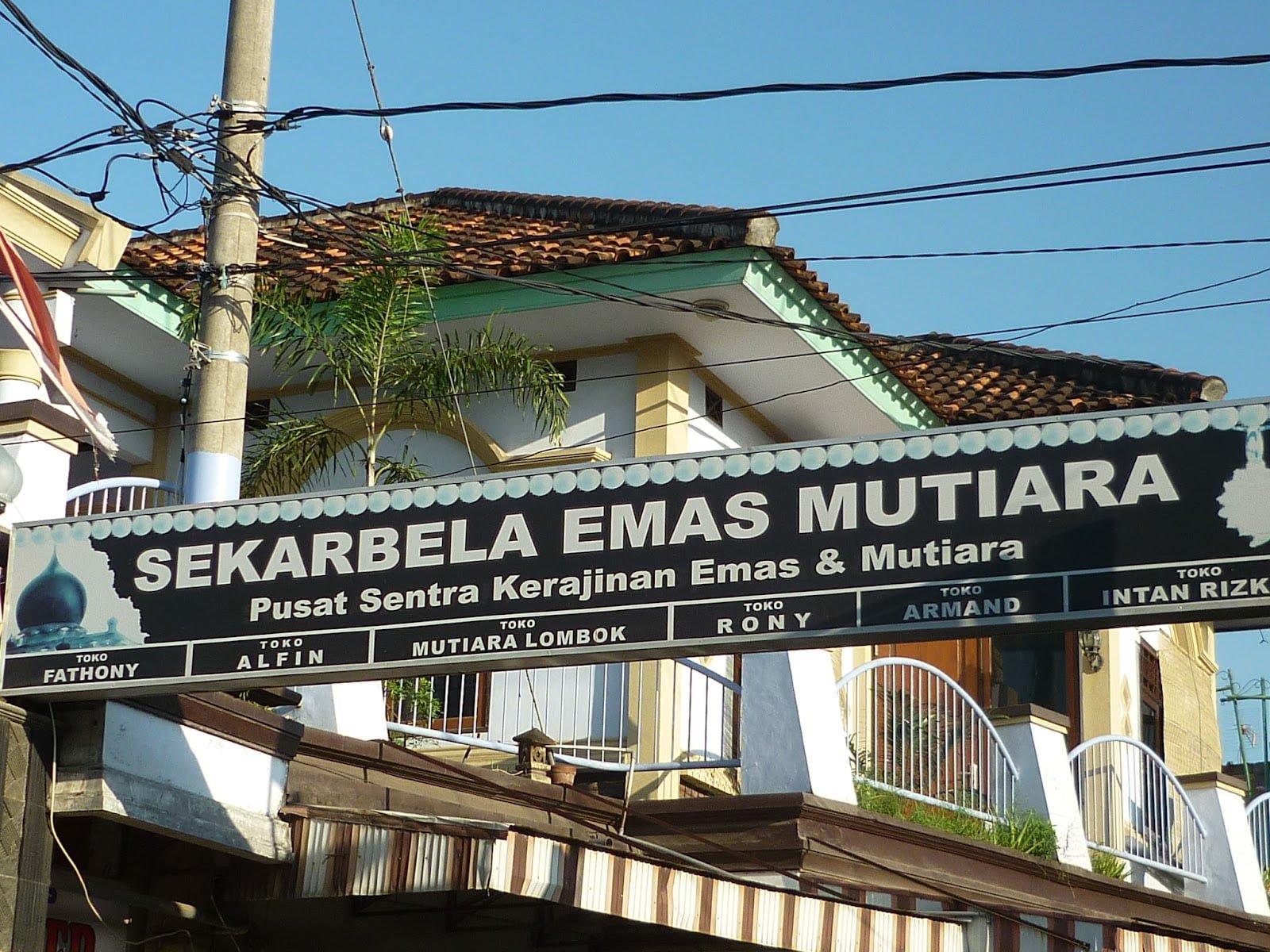 Wisata Di Desa Sekarbela Pulau Lombok