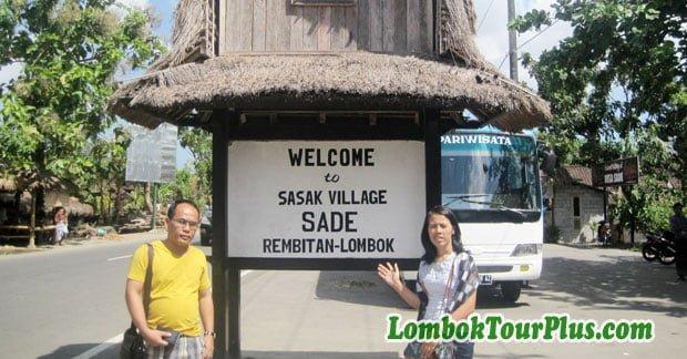 Wisata Desa Sade Lombok