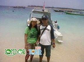 Wisata Gili Trawangan Lombok Bersama Lombok Tour plus