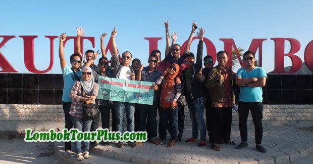 Wisata Kuta Lombok