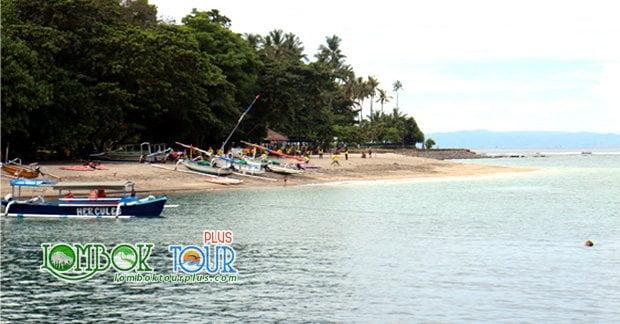 wisata lombok pantai senggigi