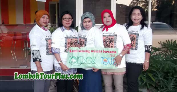 Wisata Ibu Lena di Lombok