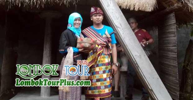 Wisata desa sukarara lombok