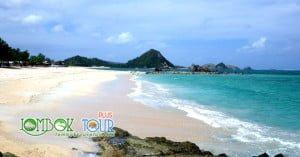 Indahnya Pantai Kuta Lombok