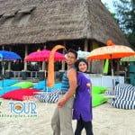 Cantiknya Pantai Gili Trawangan Lombok
