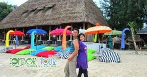 Objek wisata lombok gili trawangan