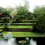 Uniknya Suasana dan Sejarah Taman Narmada Lombok