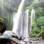 Keindahan Air Terjun Tiu Kelep Lombok Di Kaki Gunung Rinjani