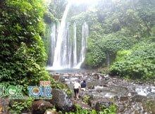 Destinasi Wisata Air Terjun di Pulau Lombok