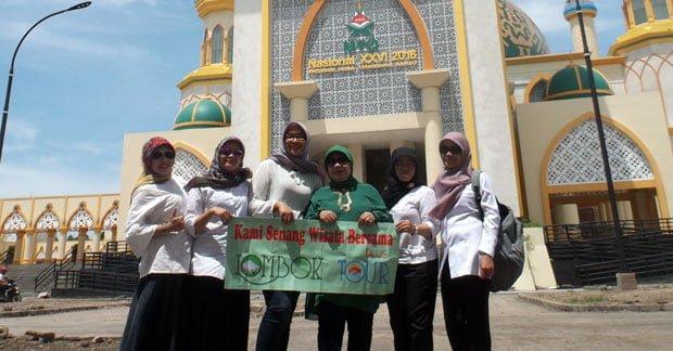 wisata di lombok group SLB tunas kasih