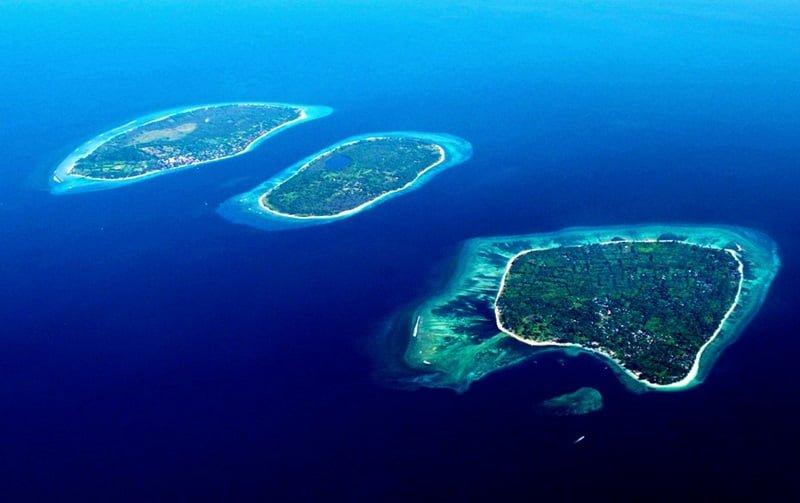 Inilah 3 Gili Lombok Yang Paling Eksotis