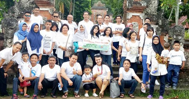 Wisata Menyenangkan di Pura Lingsar Lombok