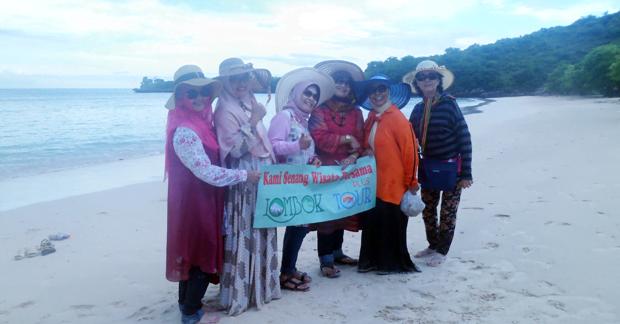 Objek wisata Lombok Timur yang menarik