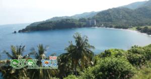 Indahnya pesona pantai malimbu lombok