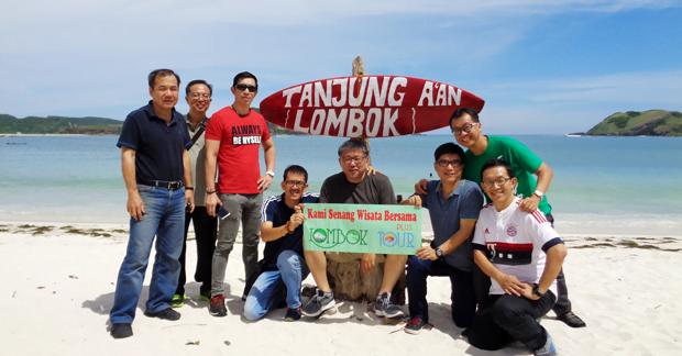 Daftar Tempat Wisata di Lombok yang Wajib Dikunjungi