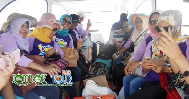seru dan asik wisata di Lombok bersama sahabat