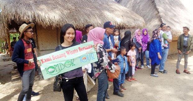 Yuk Wisata ke Desa Sade Lombok Dijamin Mengesankan