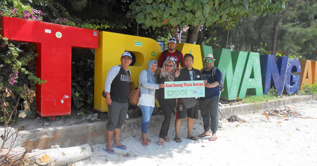 wisata lombok gili trawangan