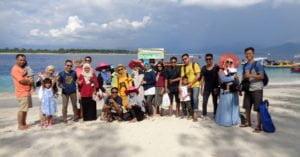 objek wisata di lombok