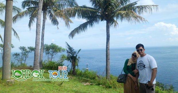 Wisata Ibu Silvia dan Suami di Lombok