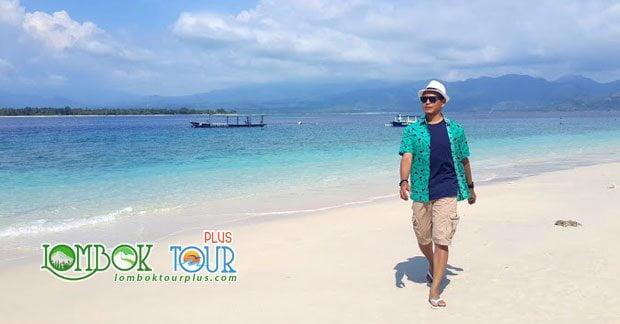 Wisata Pantai Gili Meno Lombok