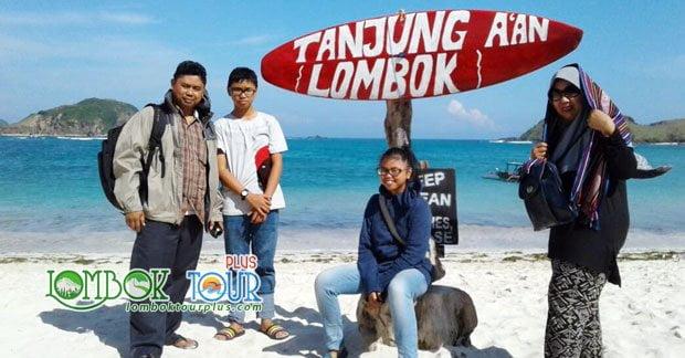 Keindahan Pantai Tanjung Aan Lombok yang Membuat Anda Terpesona