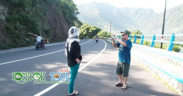 Cantiknya Bukit Malimbu Lombok